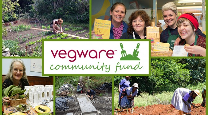 Vegware, Community Fund, Sustainability, Eco Packaging
