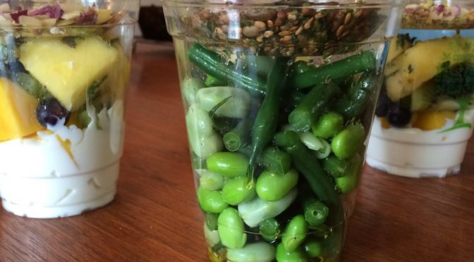 Seven Sisters Spices salads