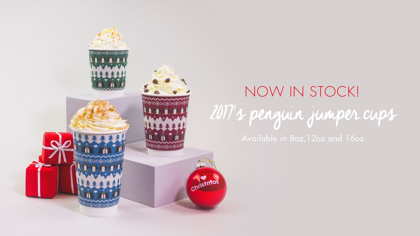 Penguin Jumper Cup