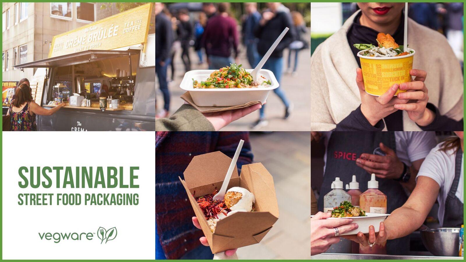Street food packaging